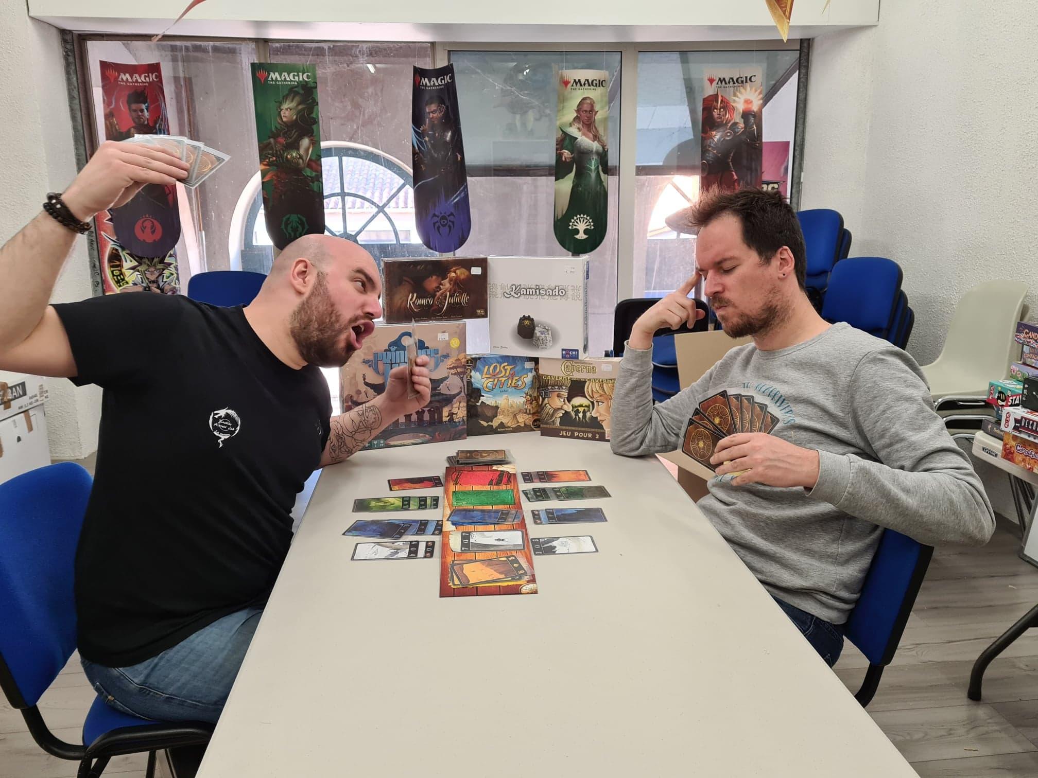 La Sélection du Renard - Pleins feux sur les jeux à deux