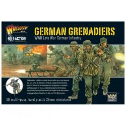 German Grenadiers - Bolt...