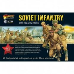 Soviet Infantry - Bolt Action